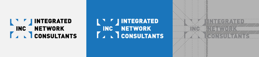 Integrated Network Consultants Logos