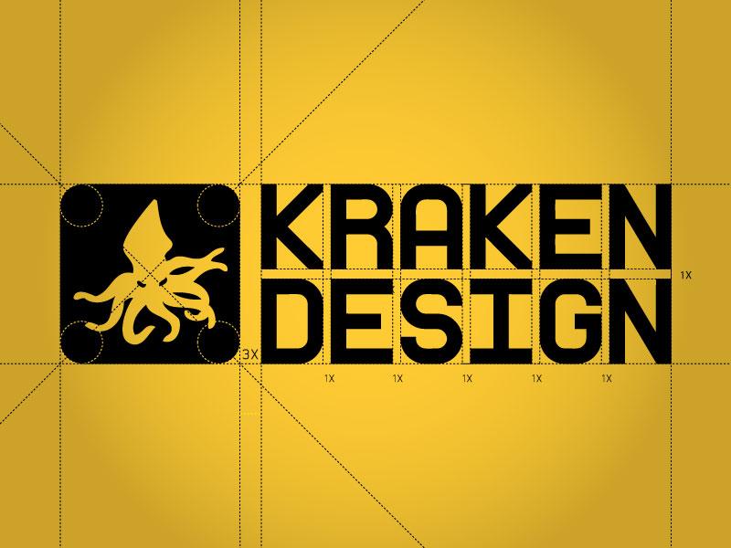 Kraken Design Identity