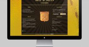 Skep & Skein Website Design